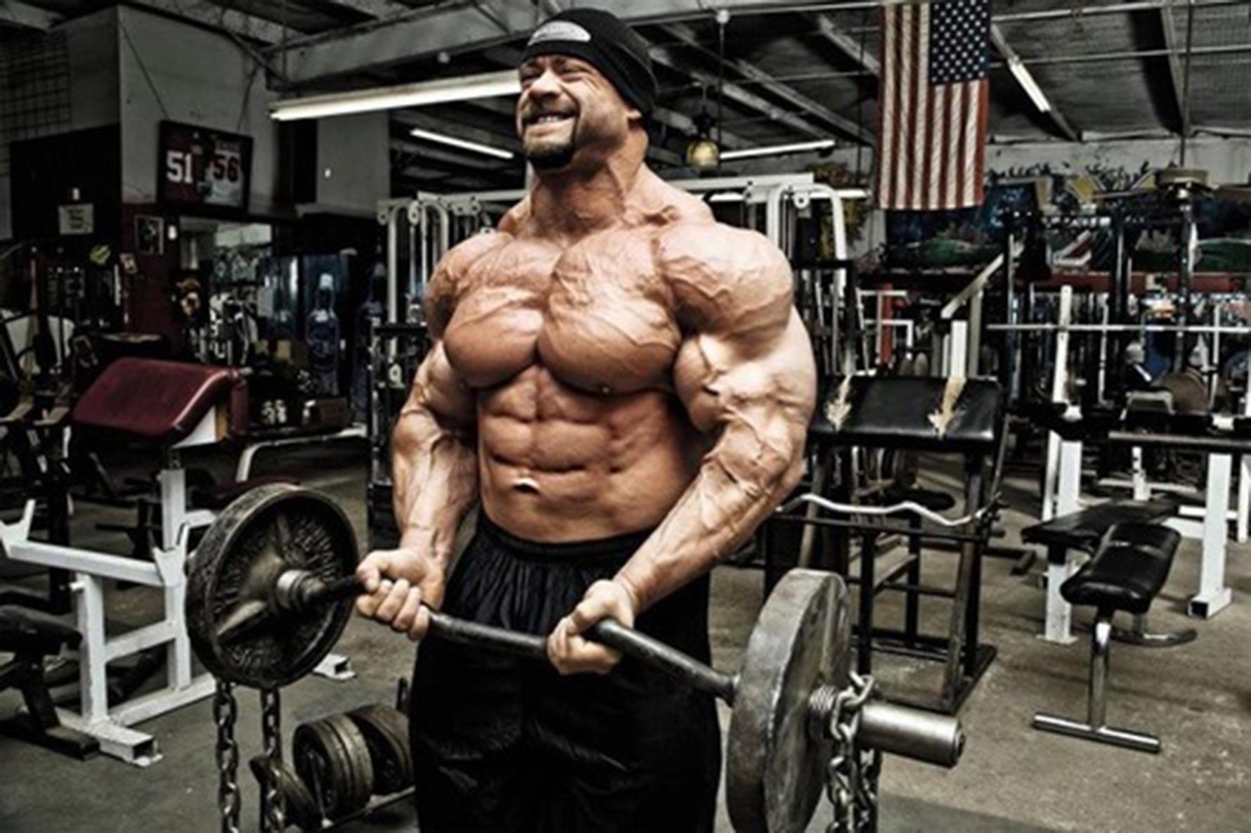 does branch warren use steroids